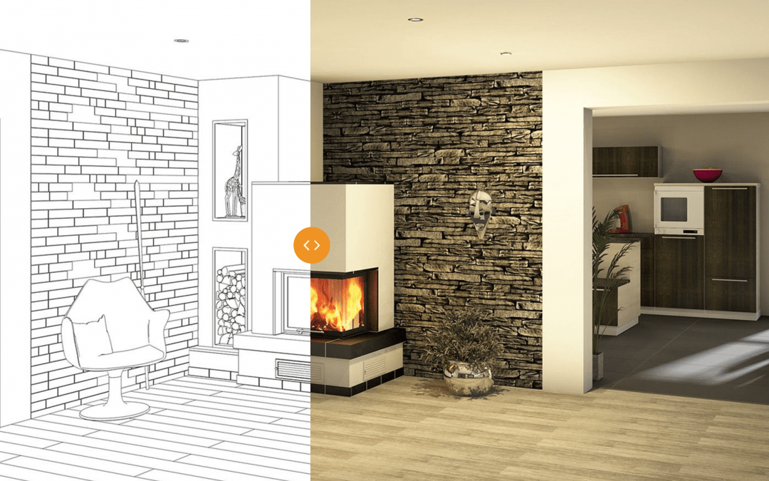 Palette @ Home. Zuhause selber in 3D planen. Mit dem Designmöbelhaus Schneider